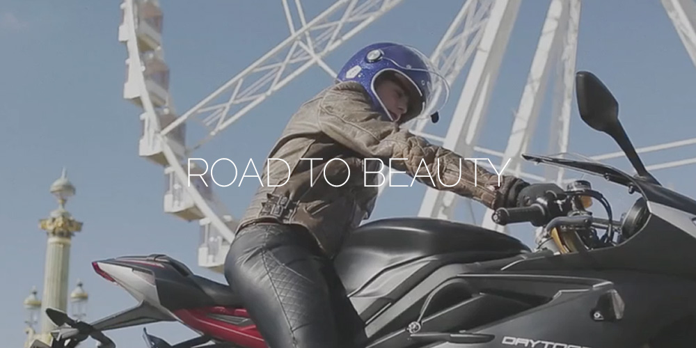 Road to beauty