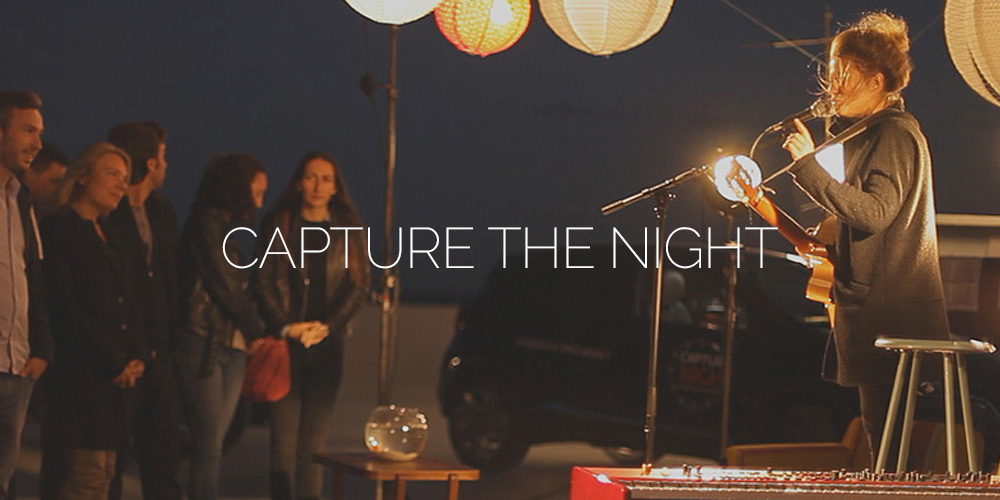 Capture the night